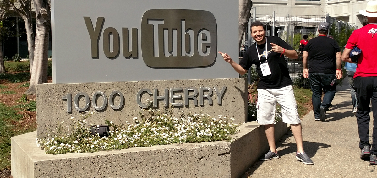 Youtube Summit 2016 - San Francisco - EUA