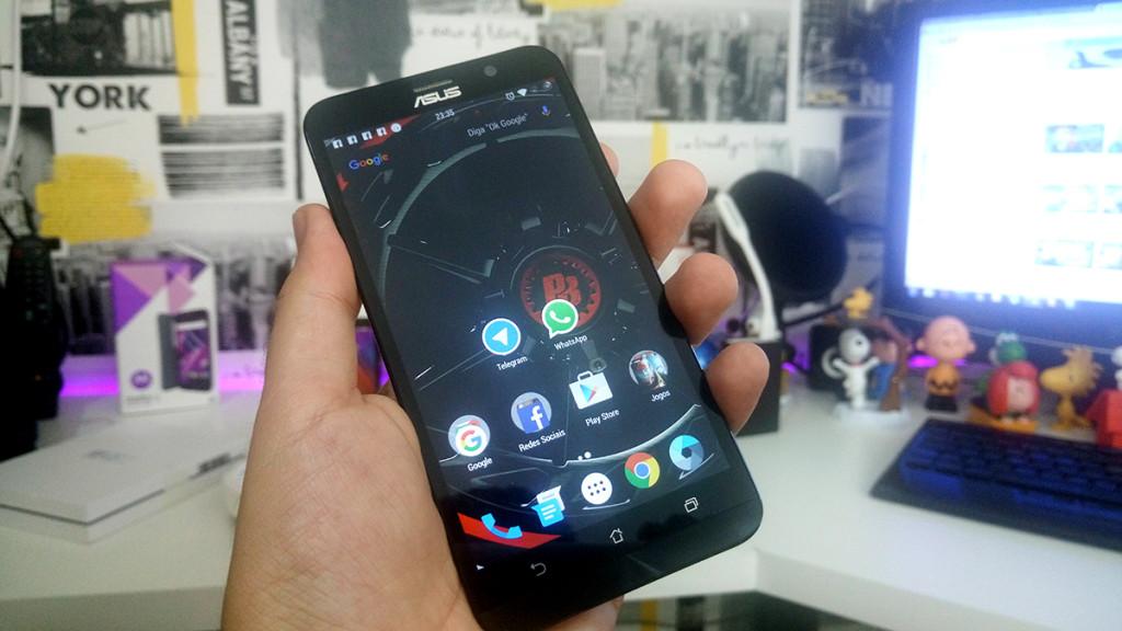 zenfone 2 com cyanogenmod 13