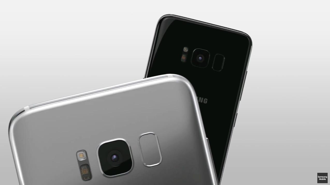 Galaxy S8 e Galaxy S8 Plus